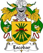 Escudo Heraldico de Escobar