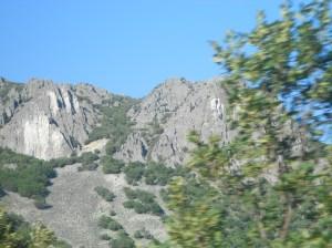 Sierra de las Villuercas.