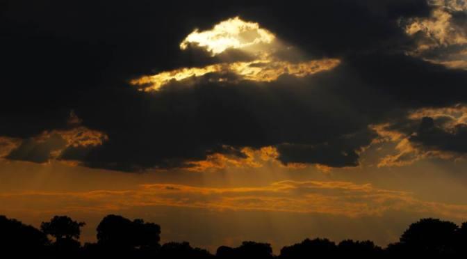 Un rayo de luz