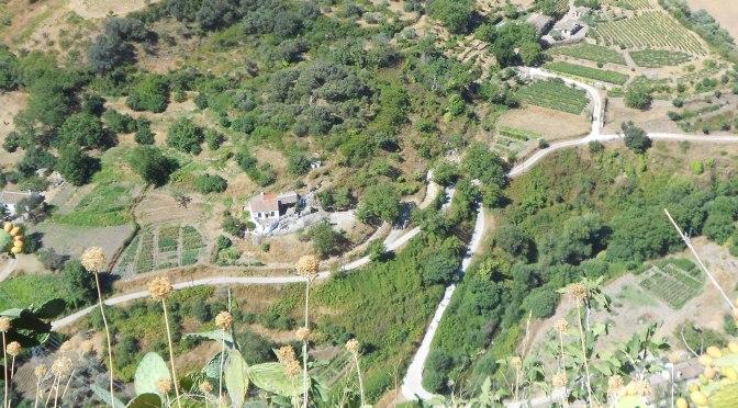 Panoramicas de Zahara la Sierra y de la ciudad de Ronda