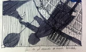 Sombras vivas, Luis Hernández Blanco