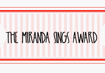 The Miranda Sing Award