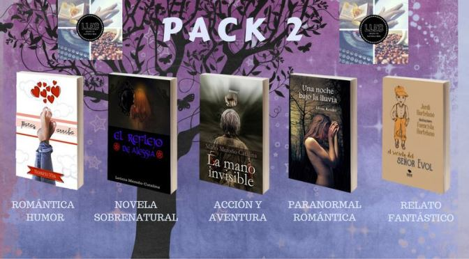 Premio pack de 5 ebooks