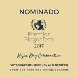 Vota al mejor blog colaborativo 2017