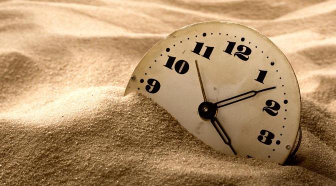 El tiempo es un poema inconcluso