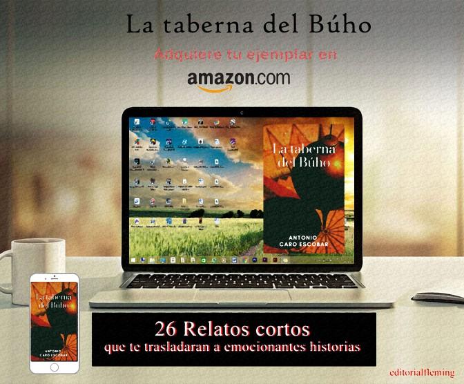 """Booktráiler de """"La Taberna del Búho"""""""