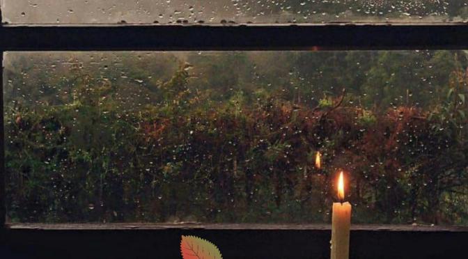 Versos de lluvia y colores
