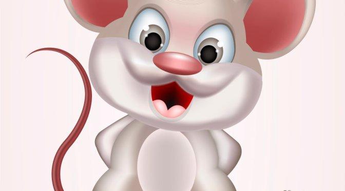 Mojito, el ratoncito coqueto