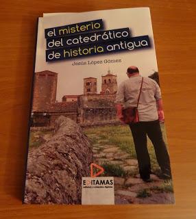 el misterio del catedrático de historia antigua (Reseña)