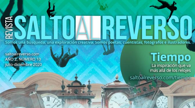 Revista 10 Salto al reverso: «Tiempo»